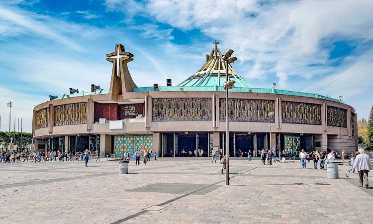 Basílica de Guadalupe sí abrirá el 11 y 12 de diciembre con medidas de prevención