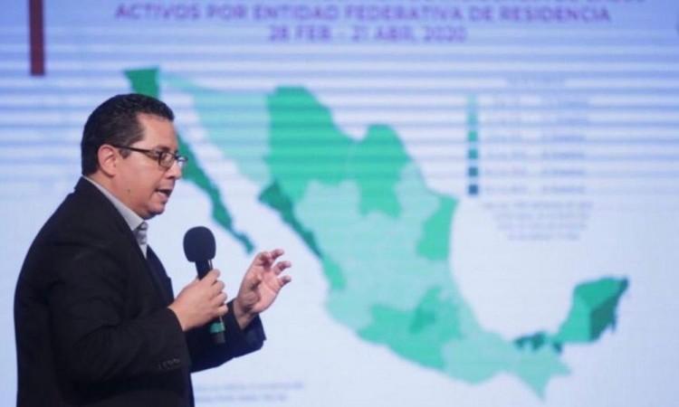 México sigue siendo el cuarto país con más casos de coronavirus