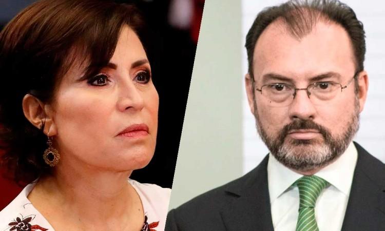 Rosario Robles colabora con la Fiscalía; denunciará a Luis Videgaray