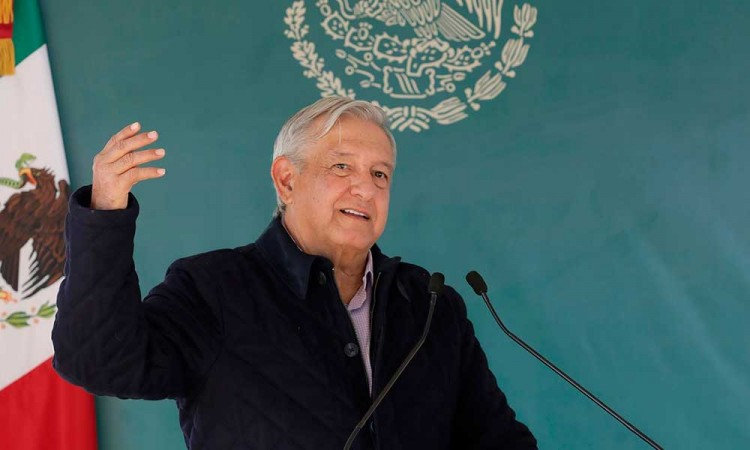 López Obrador confía en que ya va a pasar la pandemia pese a repunte