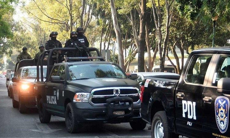 Detienen a tres por asesinato de empresario francés en CDMX