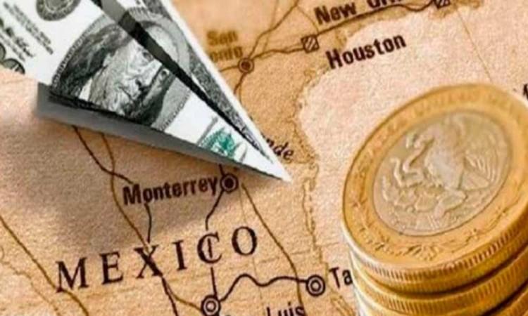 Las remesas enviadas a México crecen un 10,4 % entre enero y octubre