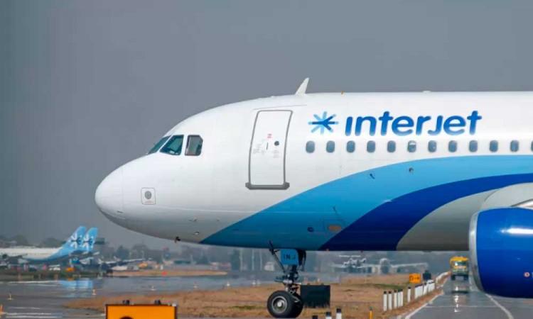 Interjet cambia de presidente entre vuelos cancelados y deudas