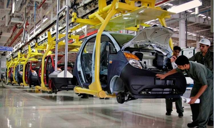 La producción de autos en México aumenta un 1,44 %