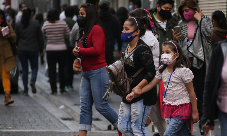 México suma 11.625 casos nuevos y 593 muertes por covid-19