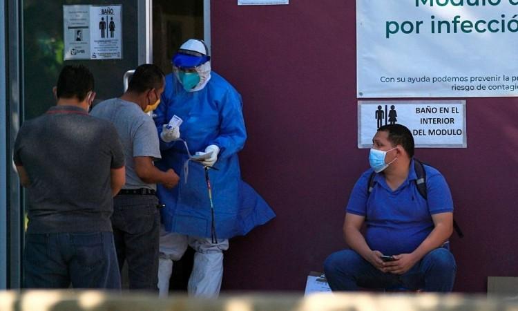 Covid-19 podría convertirse en la segunda causa de muerte en el país.