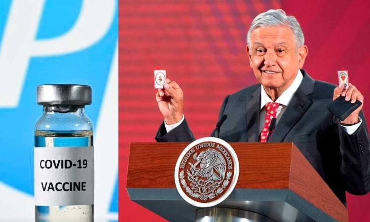 Las claves para entender el plan de AMLO para vacunar a México