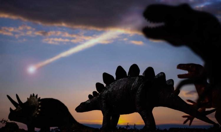 Meteorito no extinguió a dinosaurios, dice hipótesis del IPN