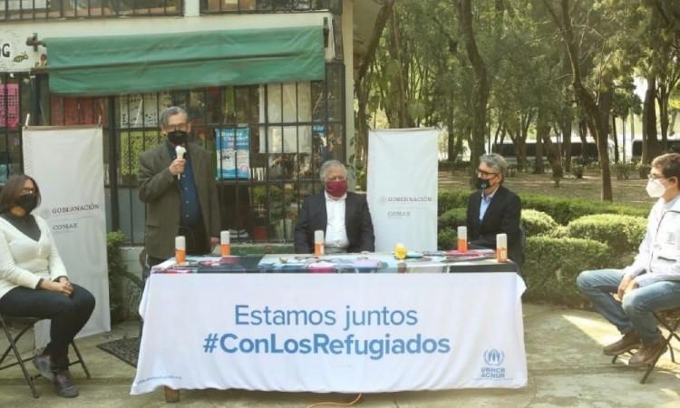 México se prepara para recibir más refugiados ante la pandemia