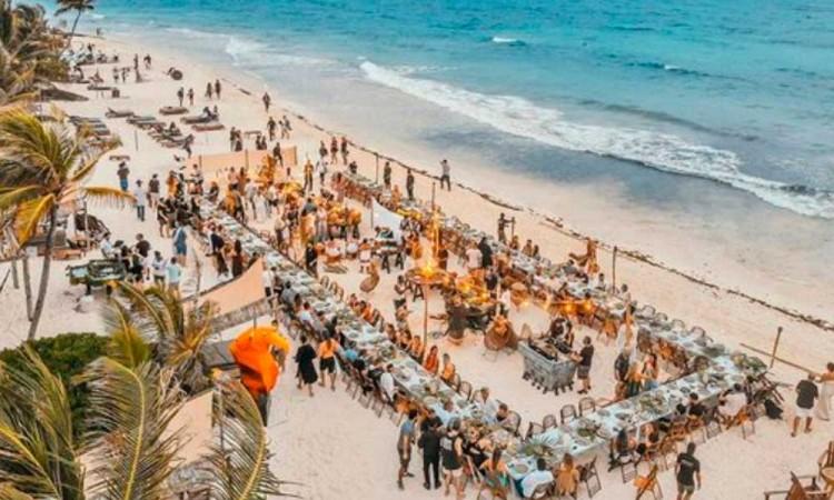Tulum aun realizará 8 festivales de música tras contagio masivo