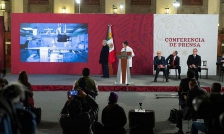 Tláhuac inaugurará hospital del ISSSTE tendrá 120 camas para pacientes covid