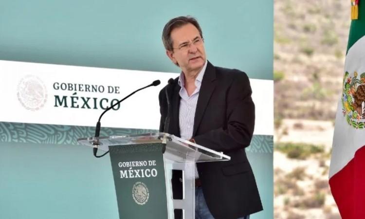 Esteban Moctezuma será el próximo embajador de México en los EU, anuncio AMLO