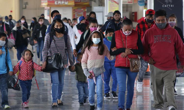 México supera los 1.320.000 casos y las 118.000 muertes por covid-19