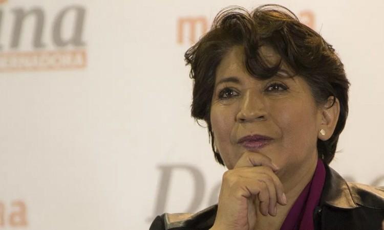 AMLO nombra a Delfina Gómez Álvarez como secretaria de Educación