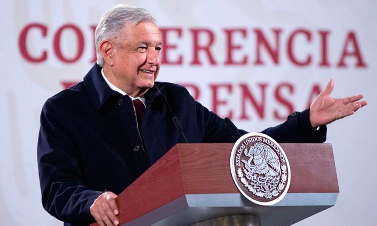 Presidente Andrés Manuel López Obrador.