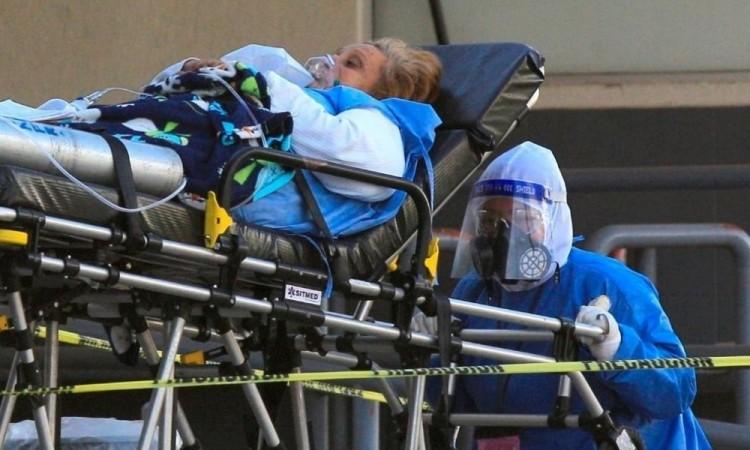 México tiene más de mil muertes de Covid-19 por cada millón de habitantes.