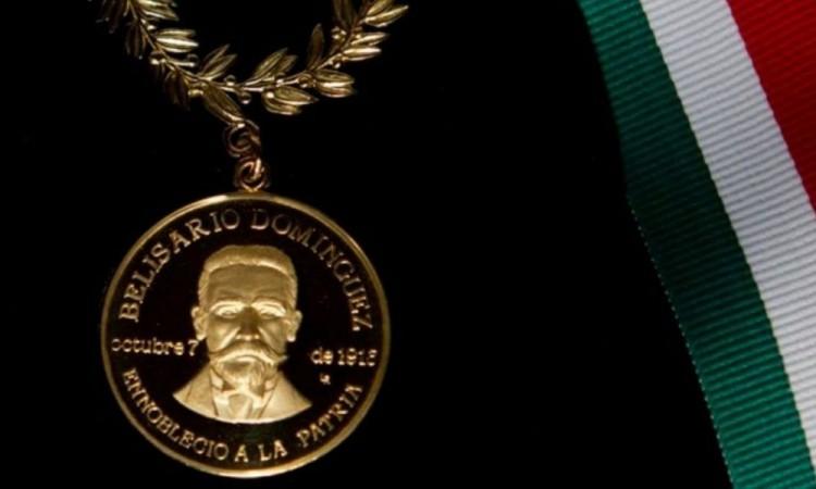 Son 351 candidatos para la Medalla Belisario Domínguez en esta edición 2020