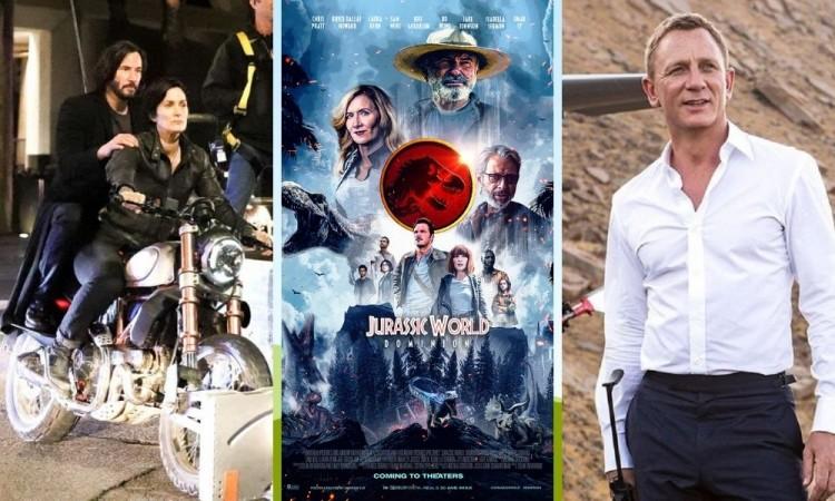 Estos son los próximos estrenos del cine para 2021 y 2022