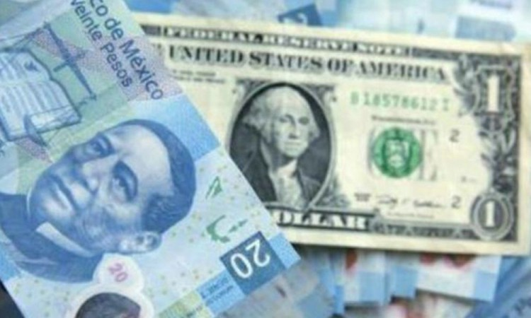 Dólar sube a 20 pesos, la recuperación será lenta