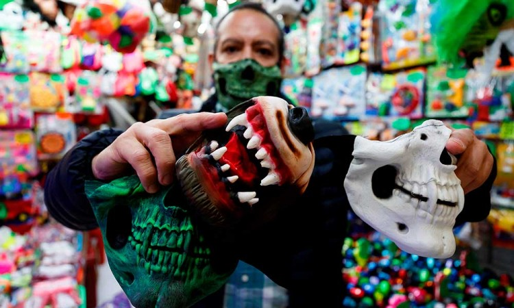 Las compras del día de Reyes caen en México cerca del 50% por la pandemia