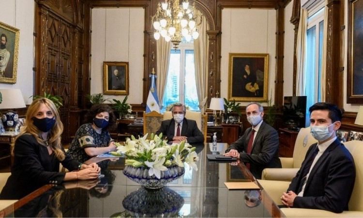 México y Argentina trabajarán de manera conjunta.