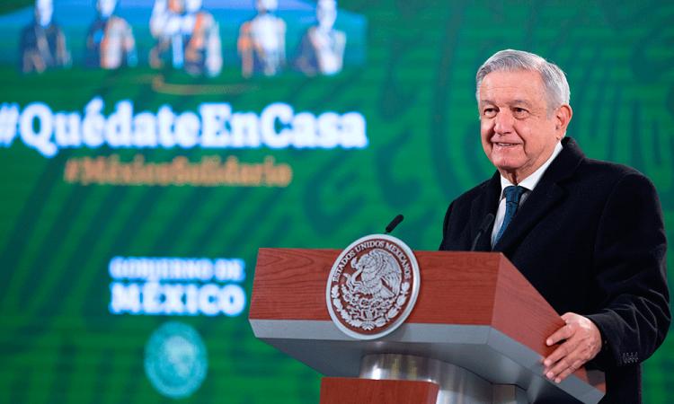 AMLO  dice que México contará pronto con vacunas Sputnik y AstraZeneca