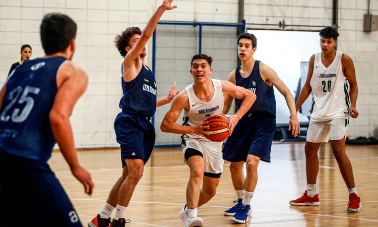 La NBA anuncia acuerdos con Loma Centro Deportivo para ser la nueva sede de NBA Academy Latinoamérica