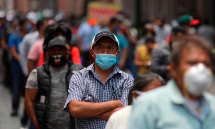 México paga el precio de Navidad y Año Nuevo con segunda ola de contagios