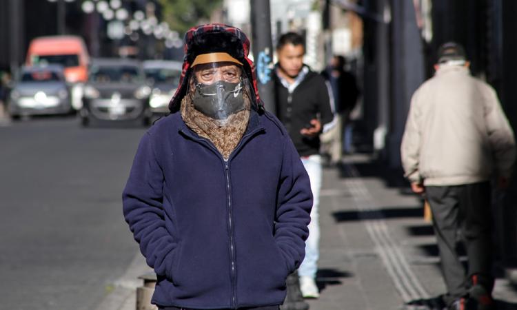 México pronostica ambiente muy frío con heladas en el norte y centro del país