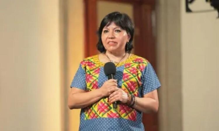 Fallece Leticia Ánimas, coordinadora nacional de becas Benito Juárez, confirma AMLO