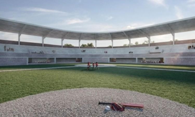 Niega AMLO influyentismo a favor de la remodelación de estadio en Palenque