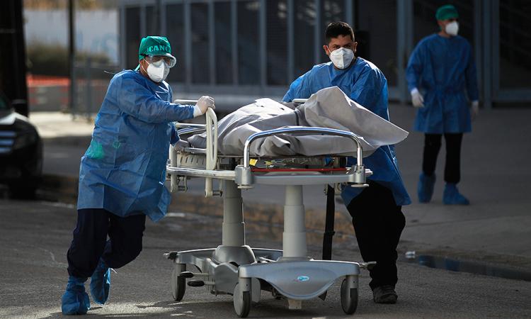México reporta 16.468 nuevos contagios, la cifra más alta durante la pandemia