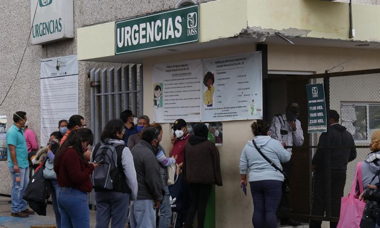 México reporta más de 21 mil nuevos casos de covid-19, nuevo máximo en la pandemia