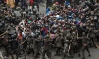 México apoya a Guatemala con autobuses para retorno de migrantes