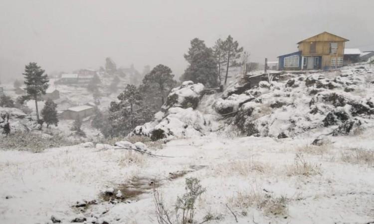 Se esperan temperaturas bajo cero en 16 estados este domingo 17 de enero