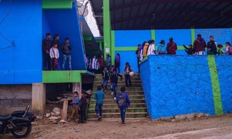 Chiapas, uno de los estados más pobres del país.
