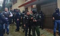 Mueren 5 secuestradores en Veracruz; agentes rescatan a 6 víctimas