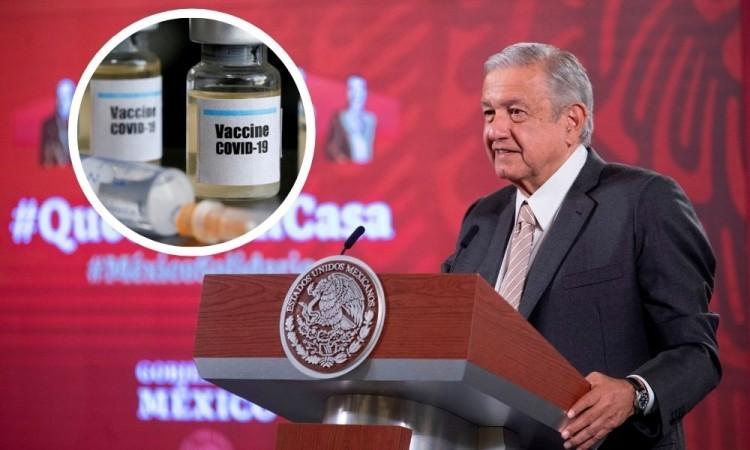 México autoriza a gobiernos locales y empresas adquirir vacunas contra covid