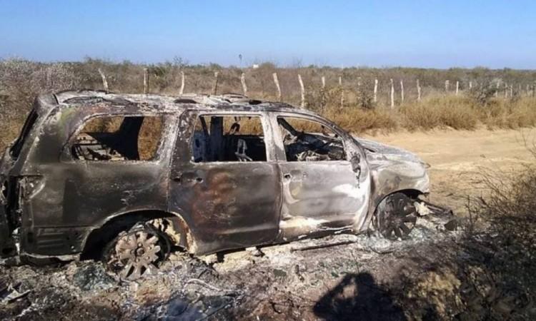 Encuentran 19 cuerpos calcinados en Tamaulipas