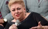 Contra las ratas de dos patas: Paquita la del Barrio buscará diputación en Veracruz