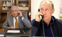 Llamada AMLO-Putin asegura arribo de la vacuna rusa a México: Ebrard