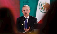 López-Gatell se confina tras contagio de López Obrador