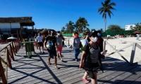 El Caribe registra un fuerte repunte de casos de Covid-19 tras unas vacaciones sin restricciones
