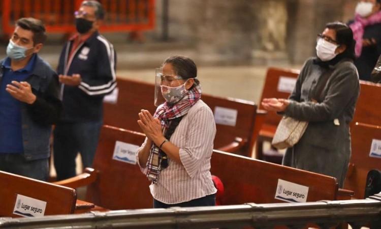 'Todos han perdido a un ser querido por Covid-19': Iglesia católica pide hacer un lado el egoísmo