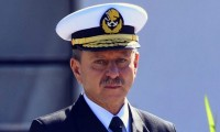 El secretario de la Marina Rafael Ojeda vuelve a dar positivo por coronavirus