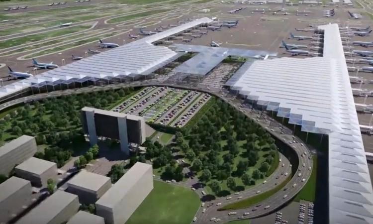 Con el ahorro de la cancelación de construcción de Aeropuerto de Texcoco se financiará el Tren Maya: AMLO