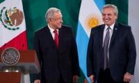 El presidente de Argentina abandona México tras tres días de visita oficial