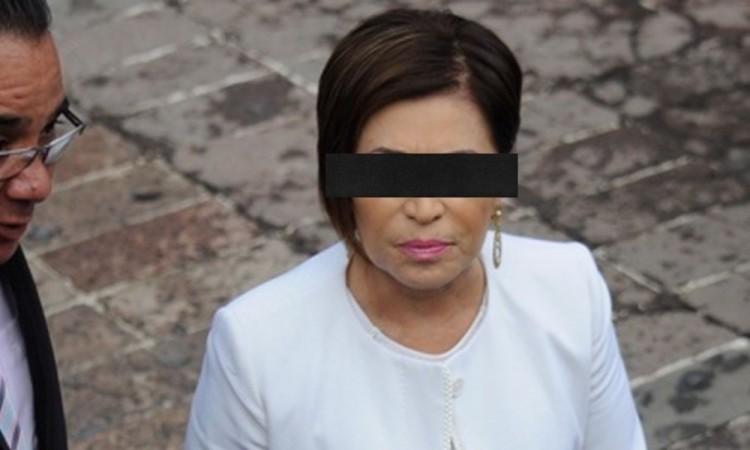 No logró acuerdo Rosario Robles con FGR