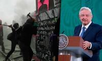 AMLO responde a marcha #8M: No caímos en la provocación