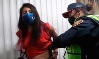 Claudia Sheinbaum defiende a policías de CDMX de la violencia de la marcha feminista